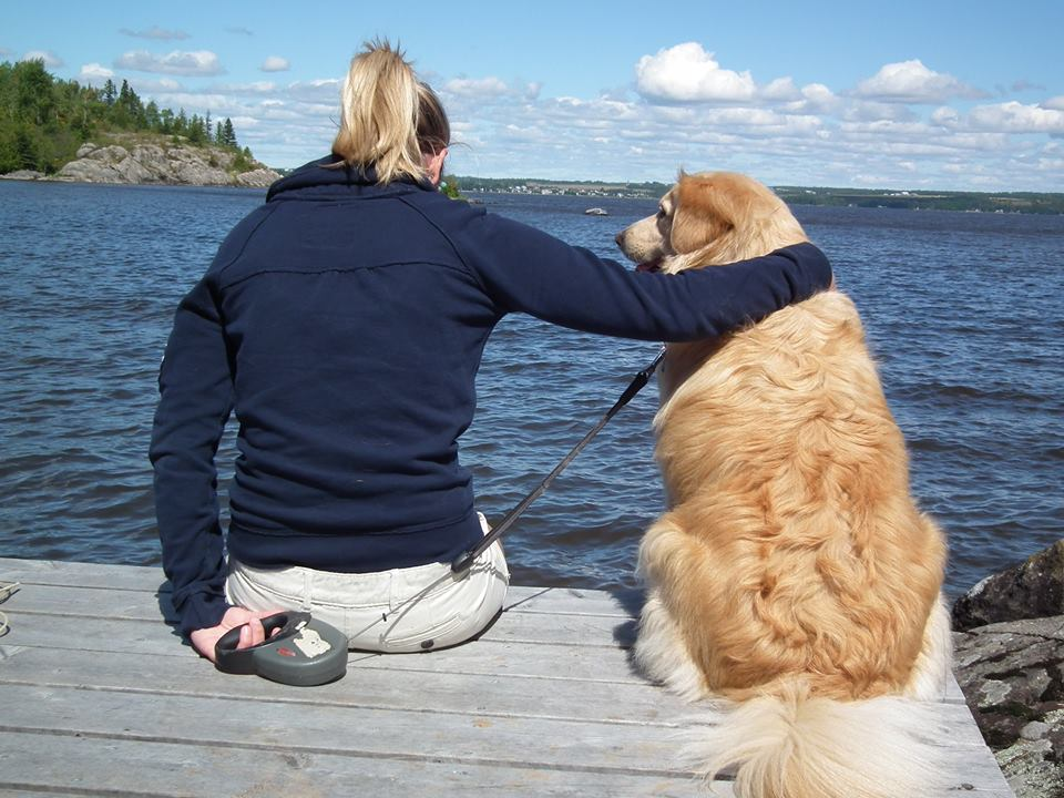 Dog friendly accommodation on Lake Temiskaming