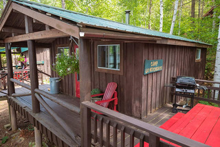 Mattawa River Resort Summer