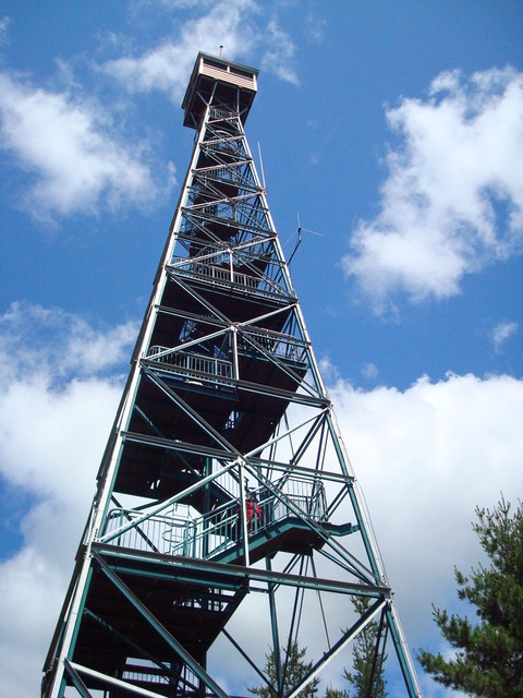 Temagami, Fire Tower